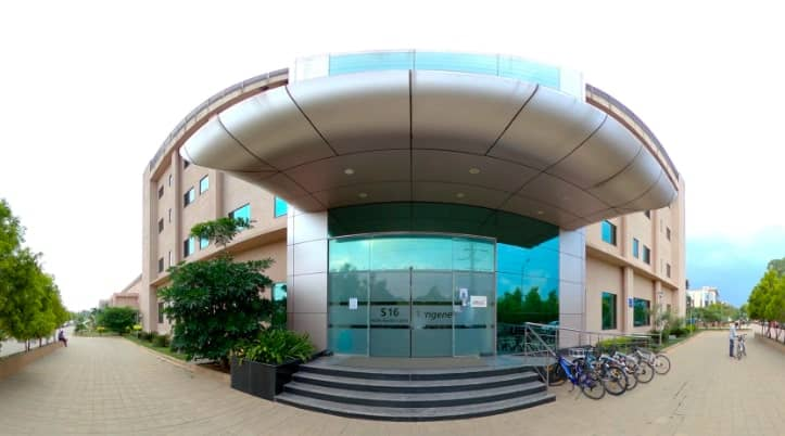 Visit Syngene virtually with a 360 degree view of Syngene's world-class facilities and capabilities
