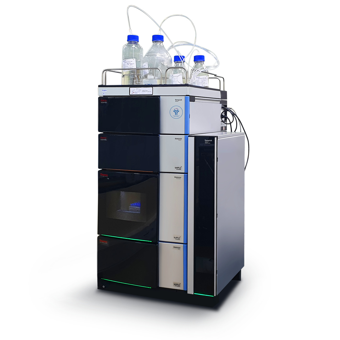 HPLC – High Performance Liquid Chromatography, UPLC